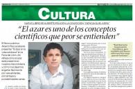 Nota en el diario La Capital de Mar del Plata