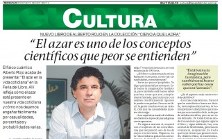 Nota en el diario La Capital de Mar del Plata