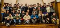 Encuentro con estudiantes del Instituto Balseiro